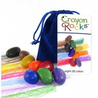 Crayon Rocks - Set 8 buc creioane cerate