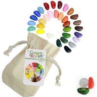 Crayon Rocks - Set 32 buc creioane cerate