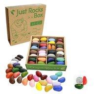 Crayon Rocks - Set 64 buc/32 culori creioane cerate