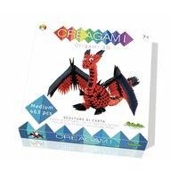 CreativaMente - Creagami Dragon