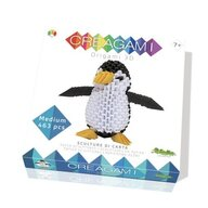 CreativaMente - Creagami Pinguin