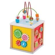 New Classic Toys - Cub cu 5 activitati
