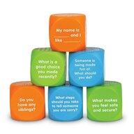 Learning Resources - Cuburi pentru conversatii - Descoperim emotiile