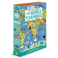 Sassi - Puzzle educativ Cunoaste si exploreaza - Europa Puzzle Copii, pcs  212