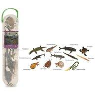 Collecta - Cutie cu 12 minifigurine Animale marine preistorice