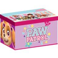 Delta Children - Cutie pentru depozitare jucarii Paw Patrol Girl