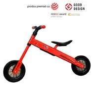 Dhs Baby - Bicicleta fara pedale B-Bike, Rosu