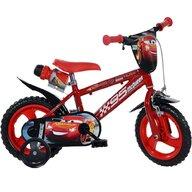 Dino Bikes - Bicicleta cu pedale , Disney Cars 3, 12