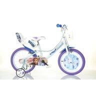 Dino Bikes - Bicicleta cu pedale , Disney Frozen, 16