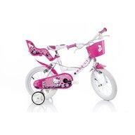 Dino Bikes - Bicicleta Hello Kitty 164R HK