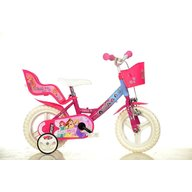 Dino Bikes - Bicicleta copii 12'' Princess