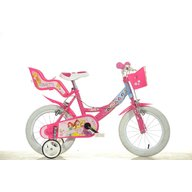 Dino Bikes - Bicicleta cu pedale , Disney Princess, 14