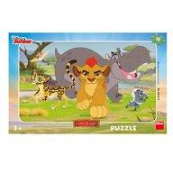 Dino Toys - Puzzle Garda Felina 15 piese