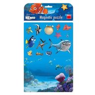 Dino - Toys - Puzzle magnetic Nemo 17 piese