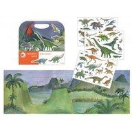 Egmont toys - Joc magnetic Dinozauri