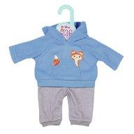 Zapf - Set bluza bleu si pantaloni Dolly Moda 36 cm