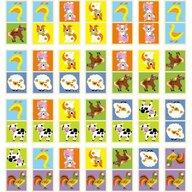 Viga - Domino Cu imagini - Animale de la ferma