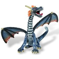 Bullyland - Figurina Dragon, Albastru