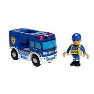 BRIO - Masina de politie Duba