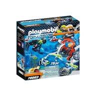 Playmobil - Echipa de spioni cu submarin