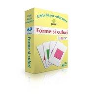 Editura Gama- Carti de joc educative Forme si culori