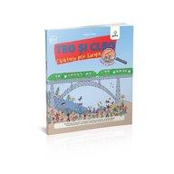 Editura Gama Teo și Cleo: călătorie prin Europa