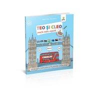 Editura Gama Teo și Cleo învață limba engleză