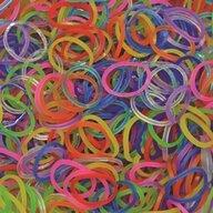 Rainbow Loom - Elastice Jelly 600 buc, Mix