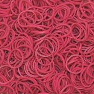 Rainbow Loom - Elastice Standard 600 buc, Fuschia
