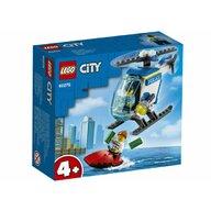 LEGO - Set de constructie Elicopter de politie ® City, pcs  51