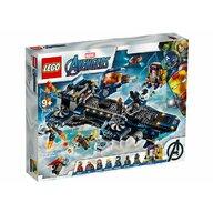 Set de constructie Elicopter de transport al Razbunatorilor LEGO® Marvel Super Heroes, pcs  1244