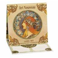Fridolin - Etichete Art Nouveau