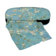 Fridolin - Etui cu textil si protectie ochelari, Van Gogh Ramuri inflorite