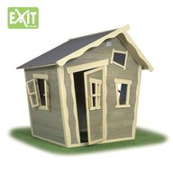 Exit toys - Casuta lemn Crooky 100