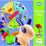 Djeco - Joc Loto Ferma Tactilo