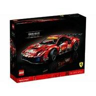LEGO - Set de constructie Ferrari 488 GTE AF Corse ® Technic, pcs  1677