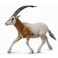 Collecta - Figurina Gazela Oryx L, Cu coarne sabie