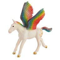 Mojo - Figurina Pegasus Pui curcubeu