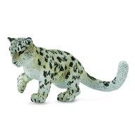 Collecta - Figurina Pui de leopard de zapada M, Jucandu-se