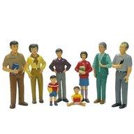 Miniland - Figurine familie asiatica