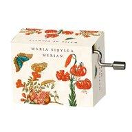 Fridolin - Flasneta Maria Sibylla Merian (fluturi), Tchaikovsky Walts of flowers