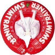 Freds Swim Academy Colac copii SwimTrainer Classic Rosu 3 luni-4 ani