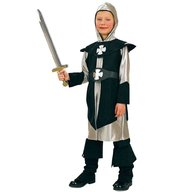 Fries - Costum pentru serbare Cavalerul Negru 116 cm