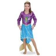 Fries - Costum pentru serbare Sirena Deluxe 116 cm