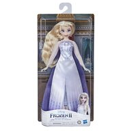 Hasbro - Papusa Regina Elsa , Disney Frozen 2 , Regatul inghetat