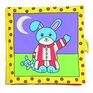 Galt - Large Soft Book Carticica moale Bunny's Bedtime