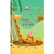 Carte cu povesti Girafa care nu voia sa se spele