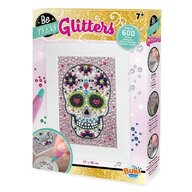 Buki France - Set creativ Glitters, Craniu mexican
