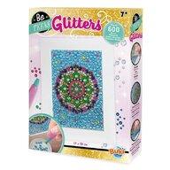 Buki France - Set creativ Glitters, Mandala
