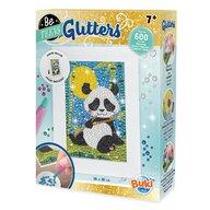 Buki France - Set creativ Panda , Glitters